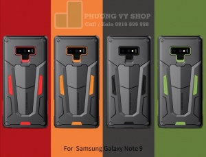Ốp dẻo chống shock Nillkin Defender II Galaxy Note 9